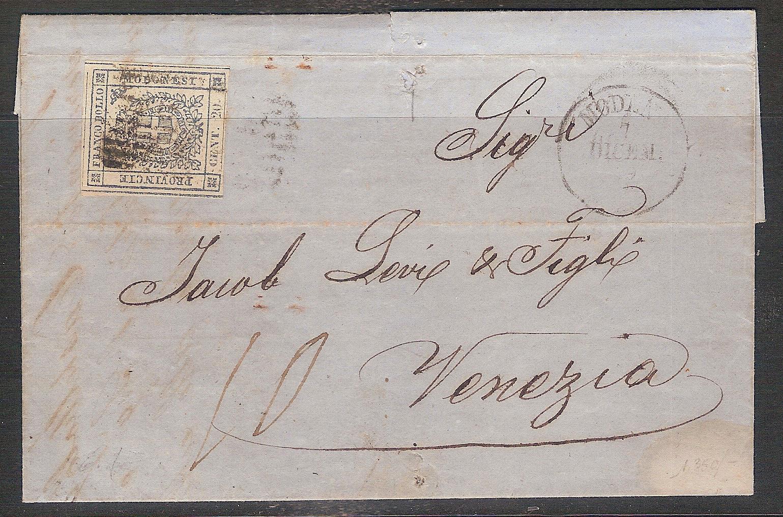 Modena lettera 20 c 001