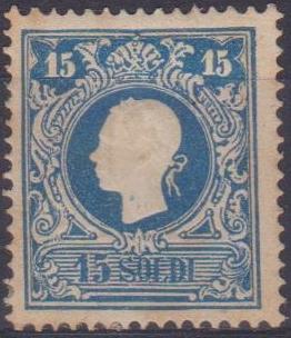 Lombardo Veneto n.27 001