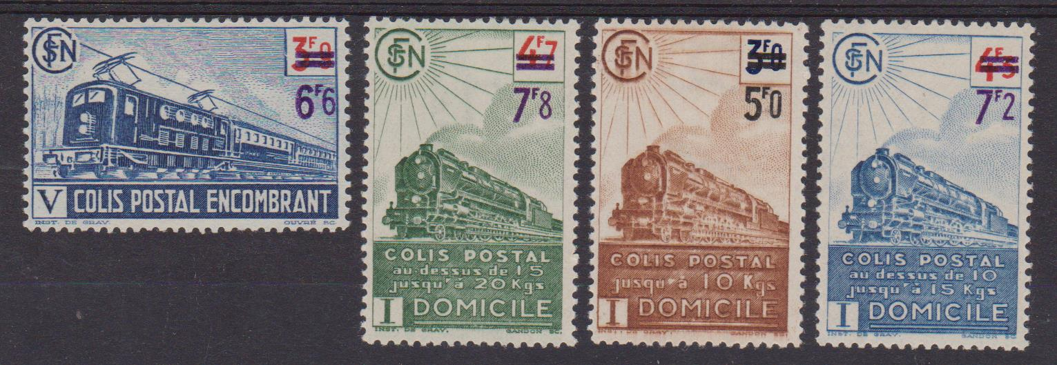 Francia pacchi 226-9 001