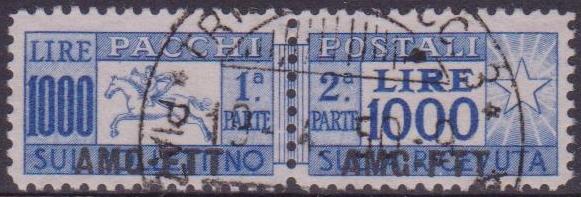 TRIESTE P. POST N. 26 001