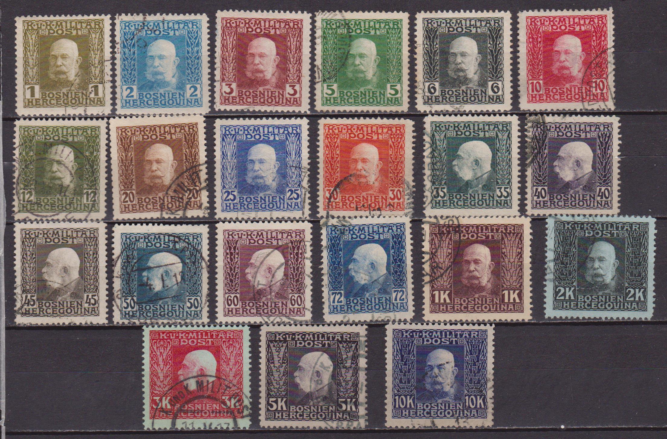 Austria bosnia erz. 64-84 001