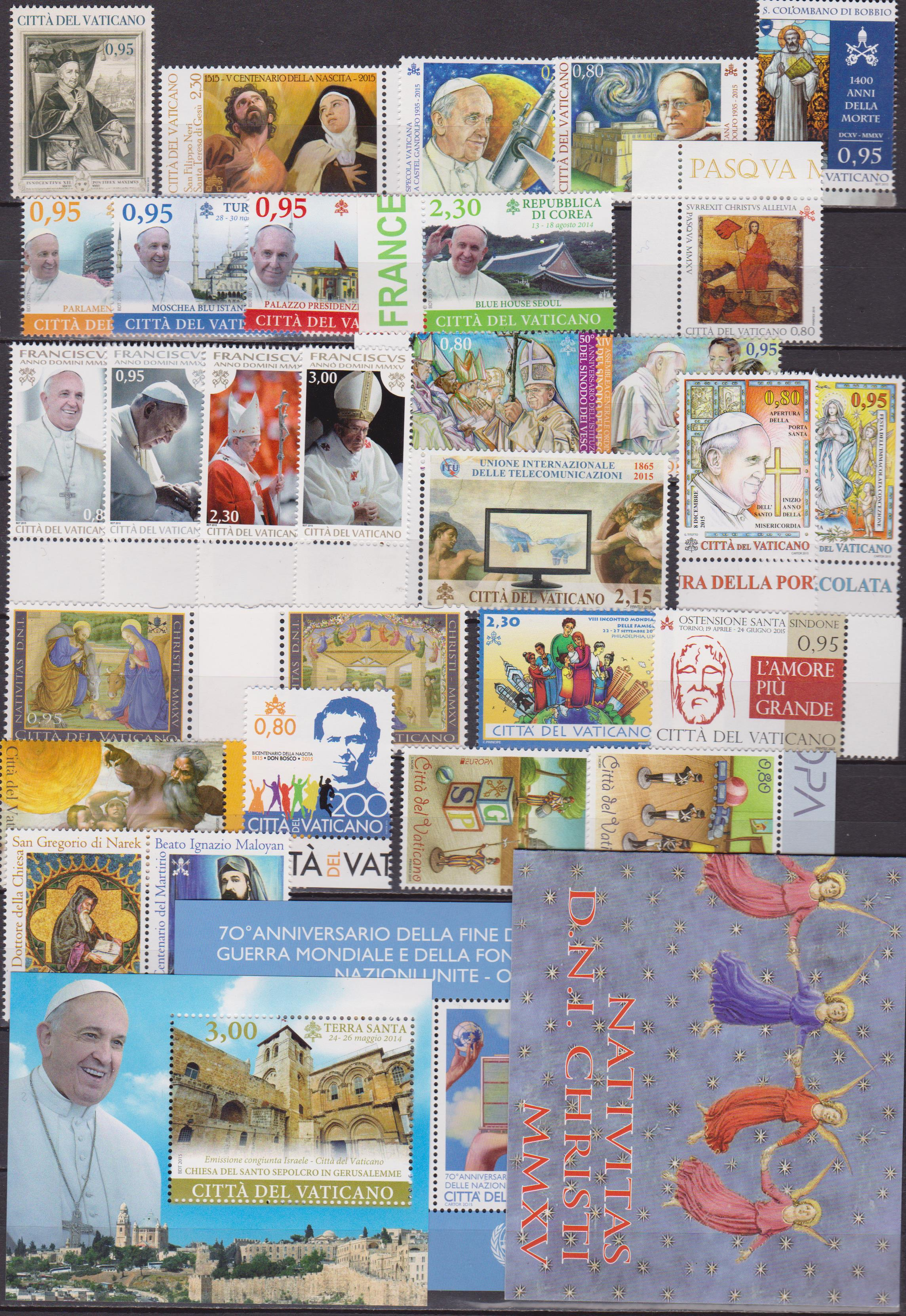 Vaticano annata 2015 001
