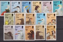Ascension Is.1996  Birds Uccelli oiseaux – 657/72 MNH