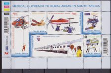 South Africa 2006 Medical Outreach to Rural Areas sheet Medicina mnh