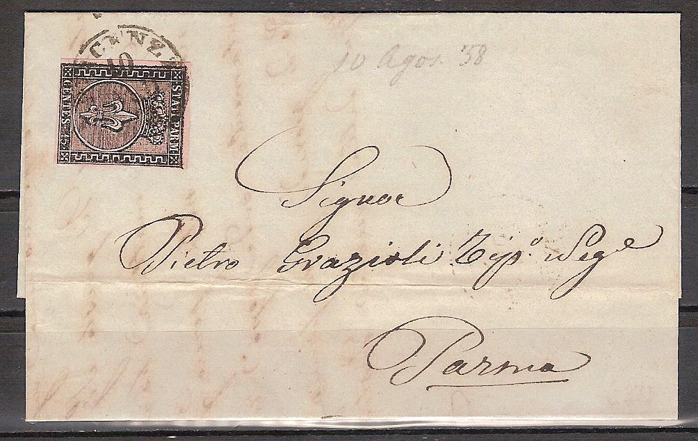 Parma 5 cent 001