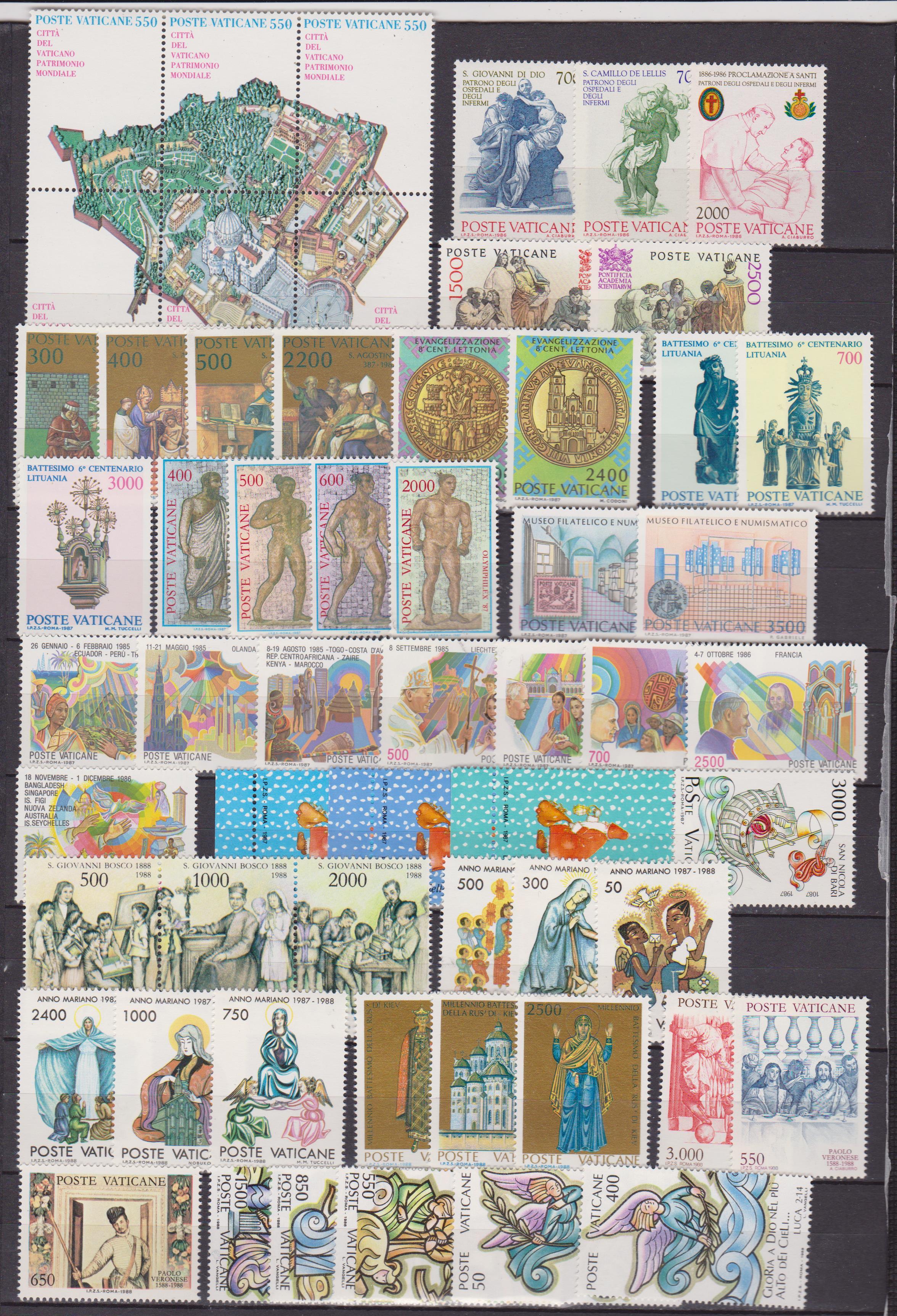 Vaticano G.P. II 3 001