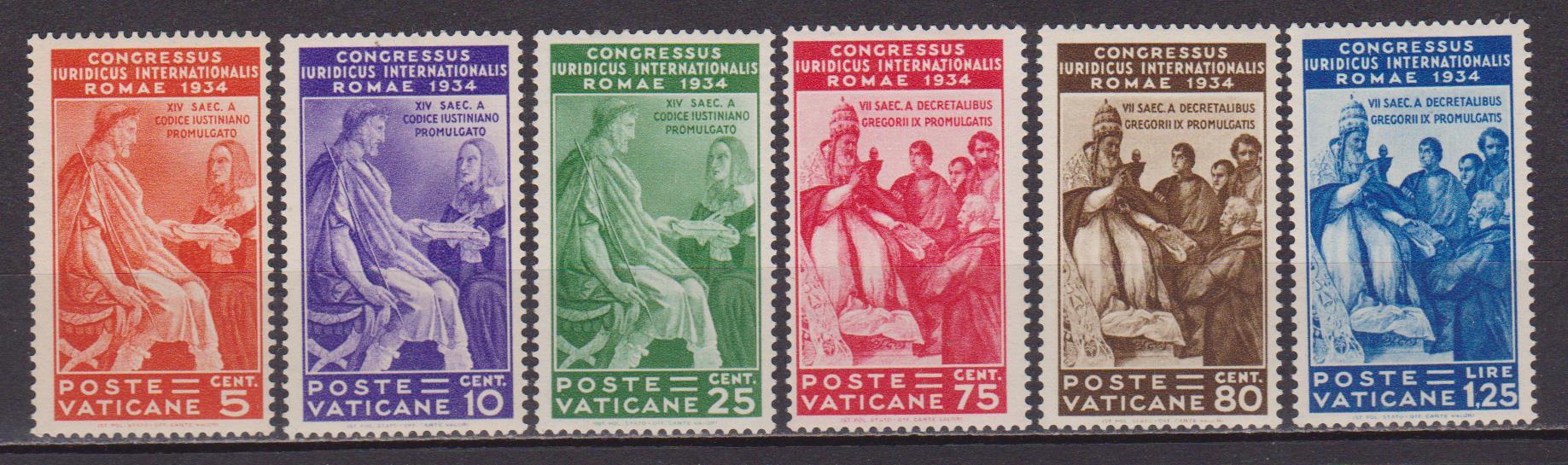 Vaticano 41-46 L 001