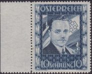 Austria 495 ** 1936 – Cancelliere Dolfuss n. 484. Cat. € 1550,00. SPL