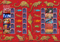 Happy Lunar new year. 2020 is the Year of the Rat, the first of 12 signs in the Chinese zodiac.