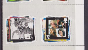 GRAN BRETAGNA THE BEATLE MNH SET