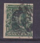 1903 USA 1 c.verde imp. us